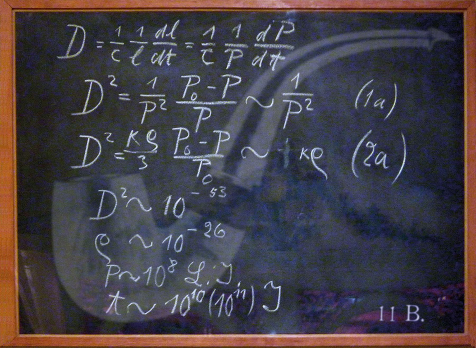 """241. Einstein and """"The Thinking Man"""""""