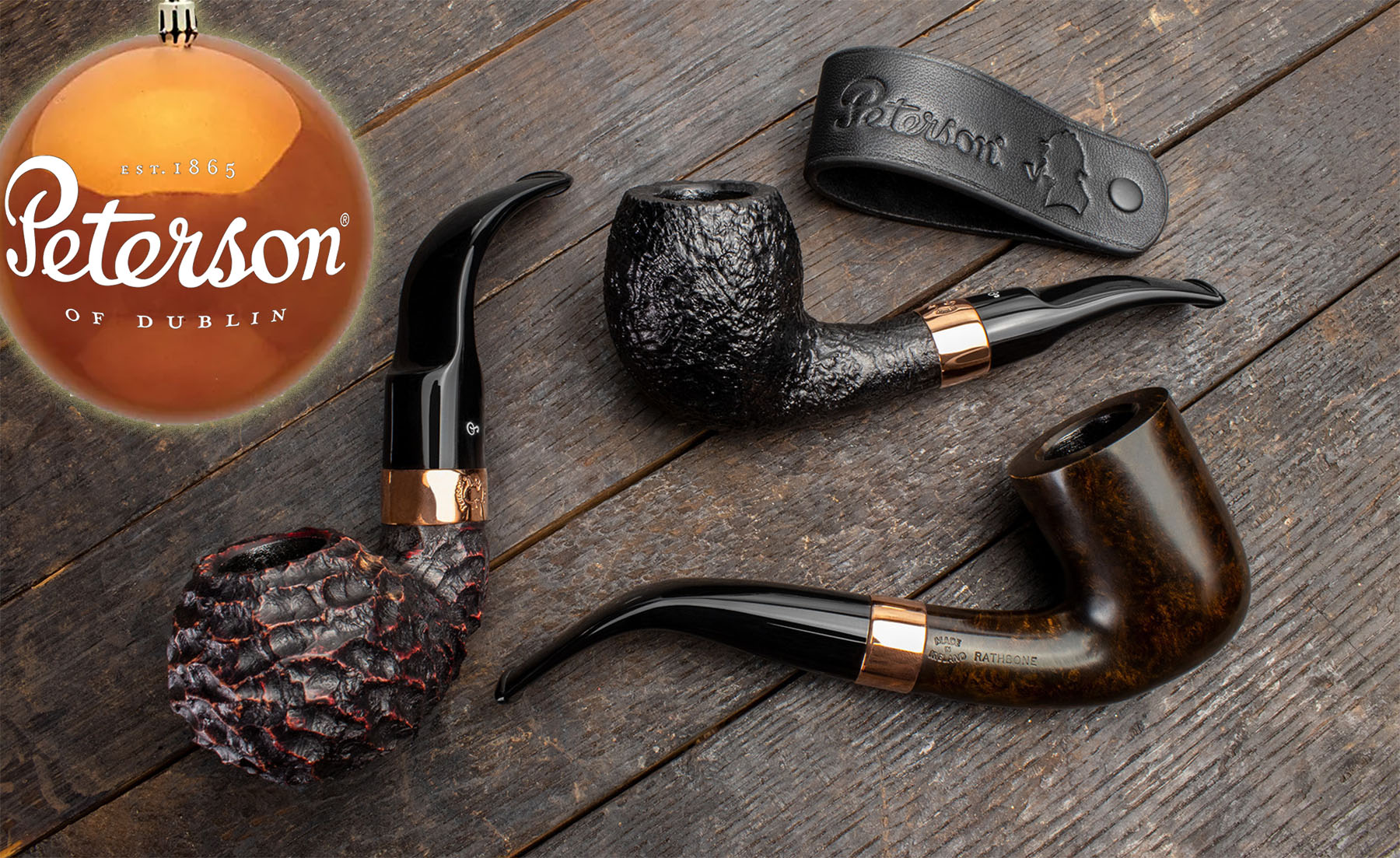 245. The Adventure of the Sherlock Holmes Christmas Pipes