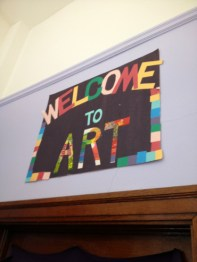 Welcome to Art copy