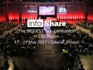 infoShare stage view