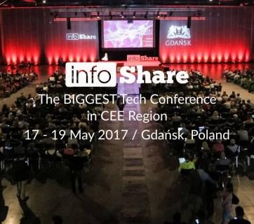 infoShare stage view