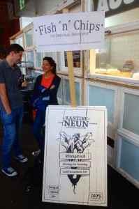 Fish & Chips in Berlin Kreuzberg