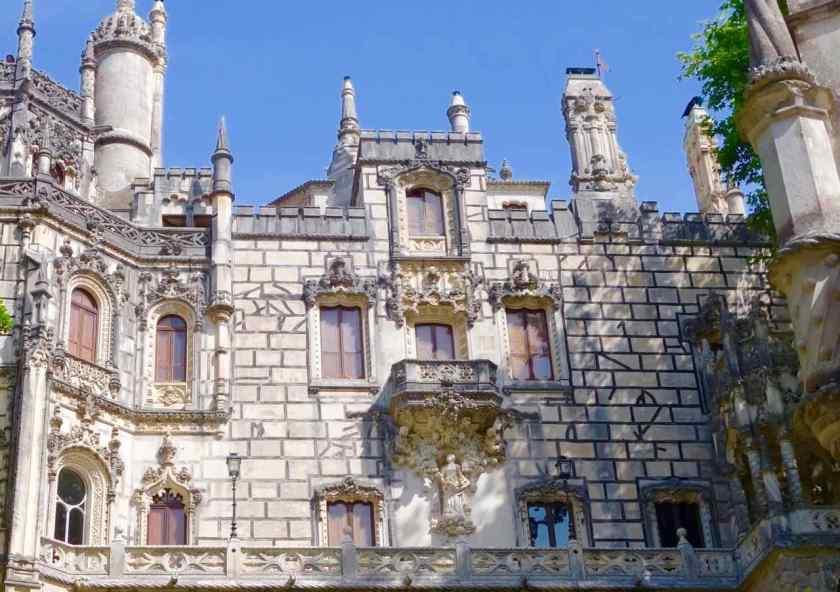 Lissabon Tipps, Sintra, Quinta da Regaleira, Villa