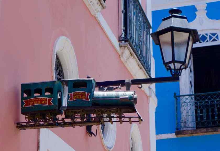 Salvador da Bahia Tipps, Eisenbahn im Pelourinho