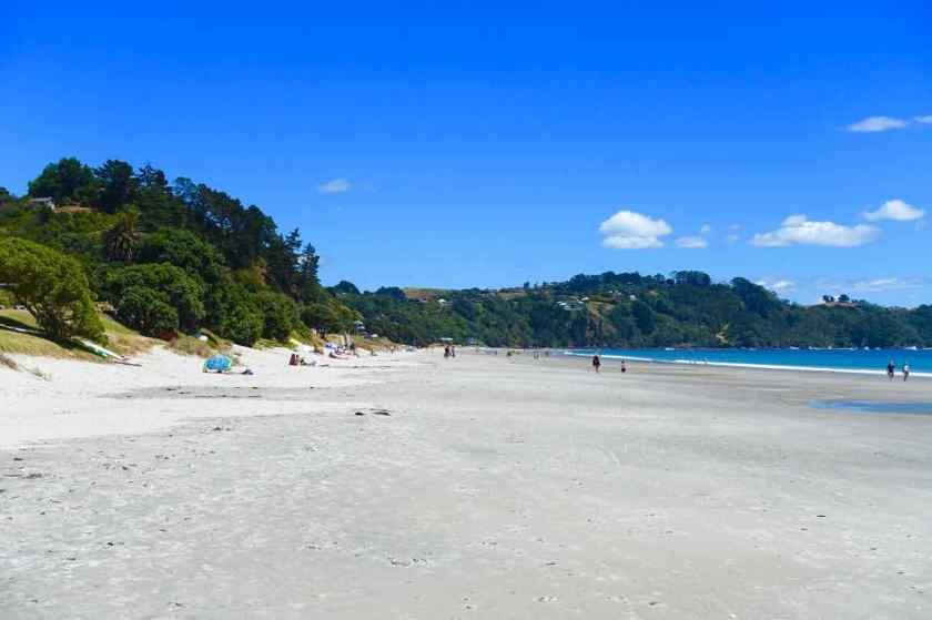 Waiheke Island, Onetangi Beach, Neuseeland, @PetersTravel