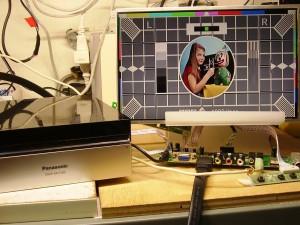 TV control board
