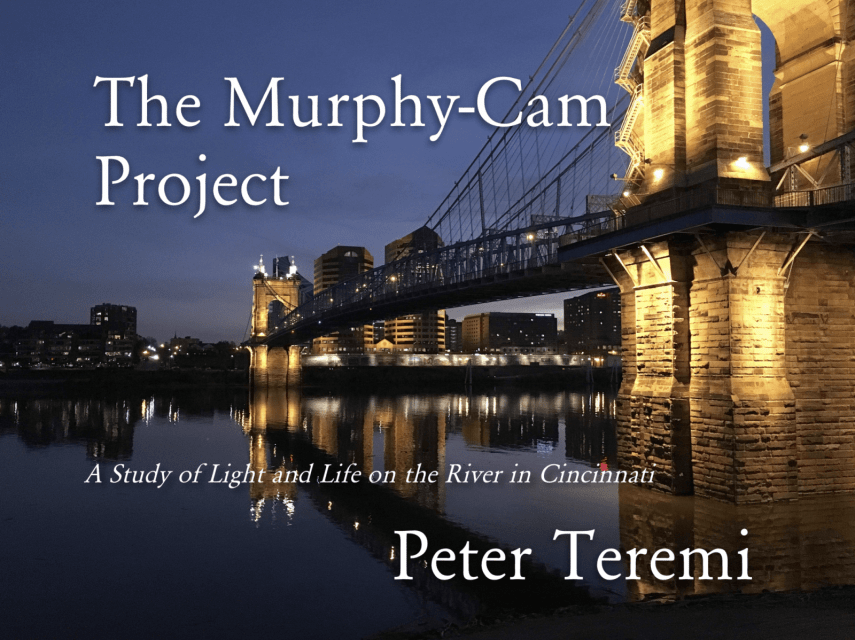 The Murphy-Cam Project Book Cover Art