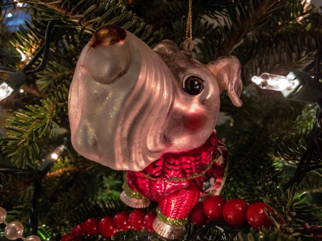 Schnauzer Ornament
