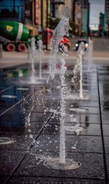 Canon 5D Mark II - Frozen Fountain