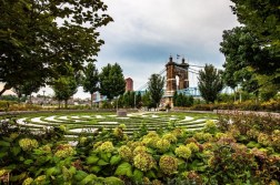 Prayer Labyrinth At Smale Park