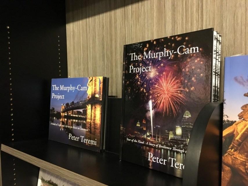 New Murphy-Cam Book At Joseph Beth