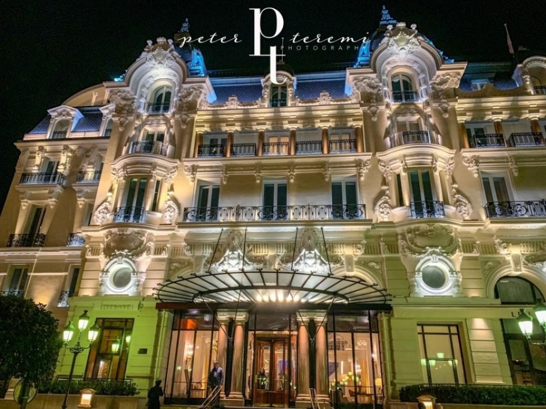 Hotel De Monte-Carlo