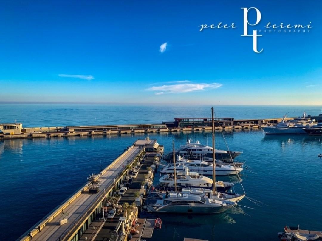 Yacht Club de Monaco Marina