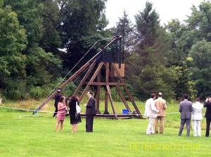 Wedding: Amber and Nate at Our Farm, Cazenovia, 9/22/18 1