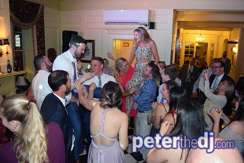 Wedding: Alexandra and Mark at Lincklaen House, Cazenovia, 6/8/19 17