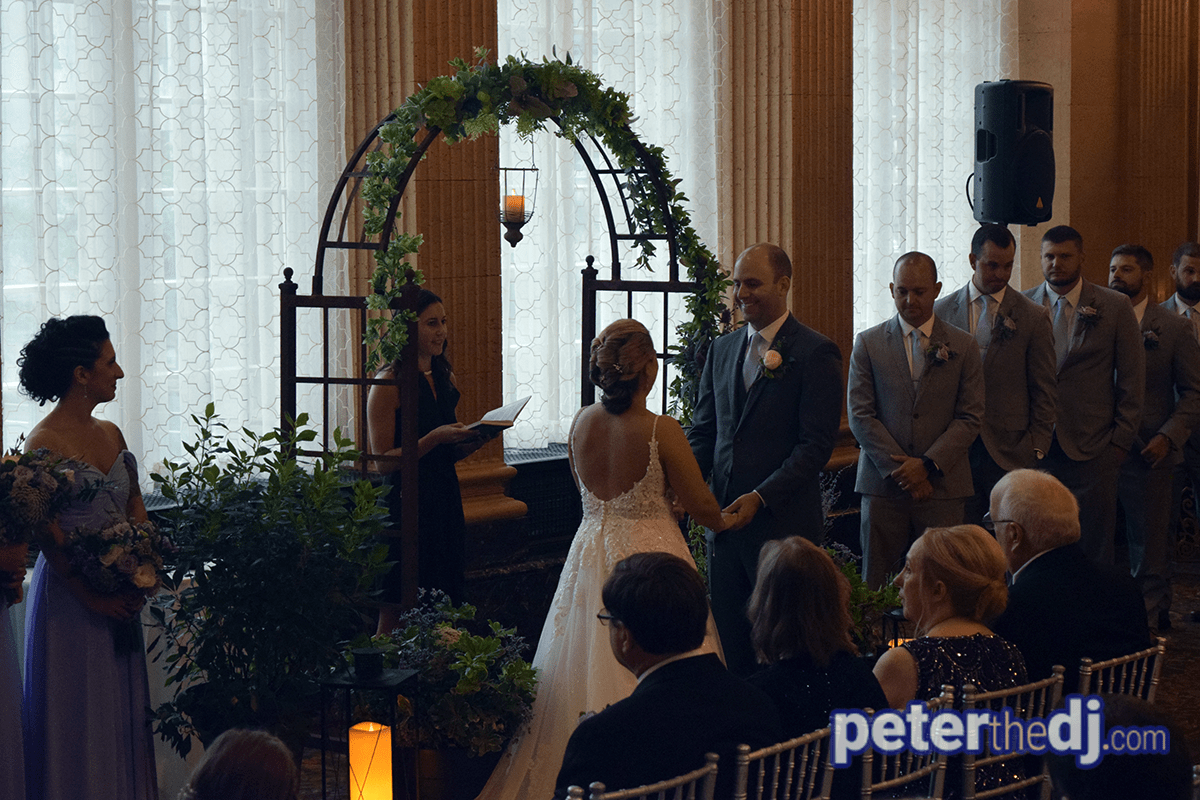 Wedding: Erin and Tim at Marriott Syracuse Downtown - Persian Terrace, 8/17/19 4