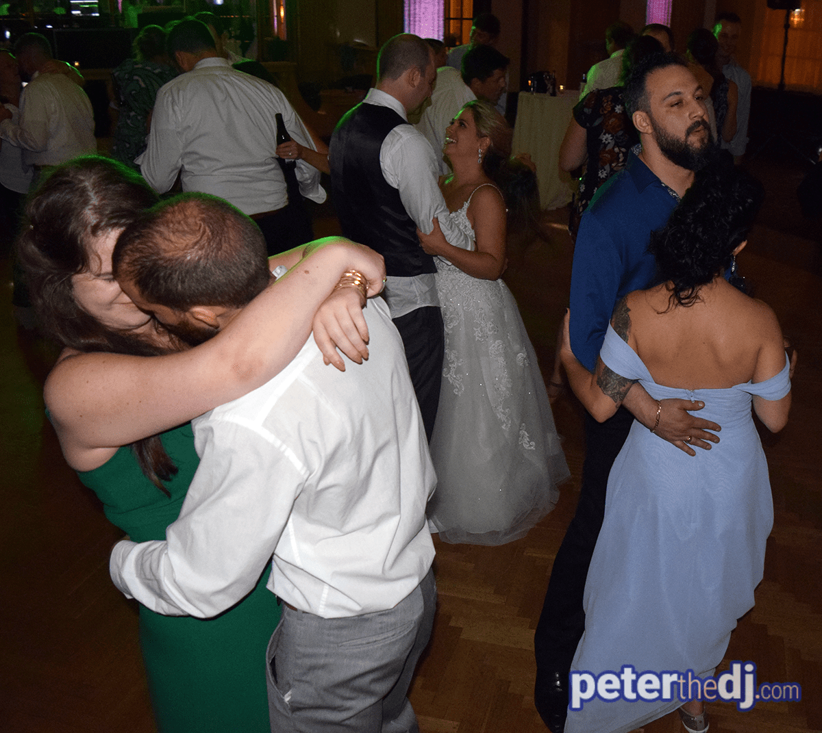 Wedding: Erin and Tim at Marriott Syracuse Downtown - Persian Terrace, 8/17/19 29