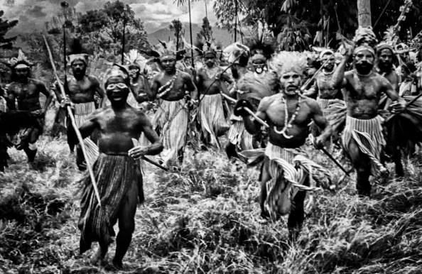 Papua-New-Guinea-war