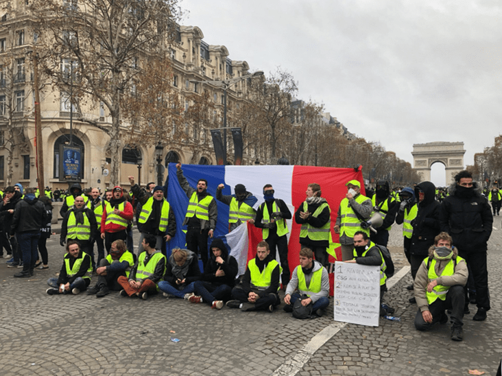 The Yellow Vest Rebellion
