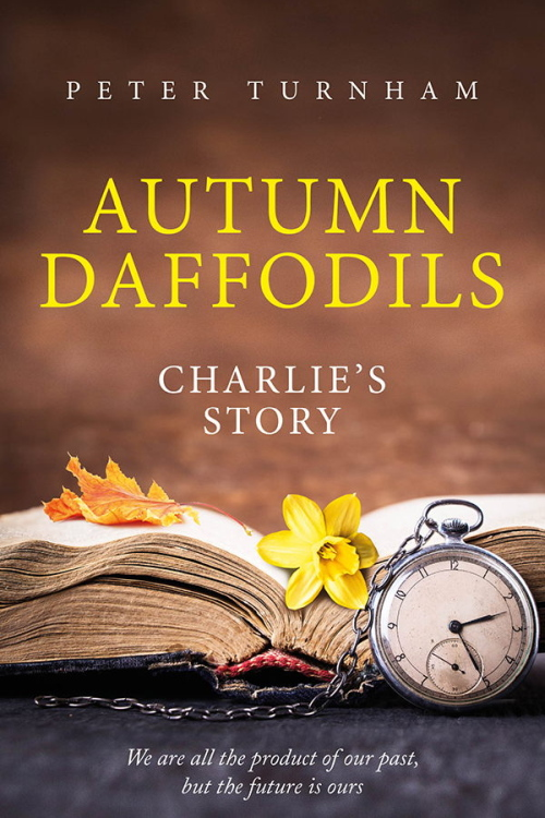 Charlie's Story Autumn Daffodils front cover