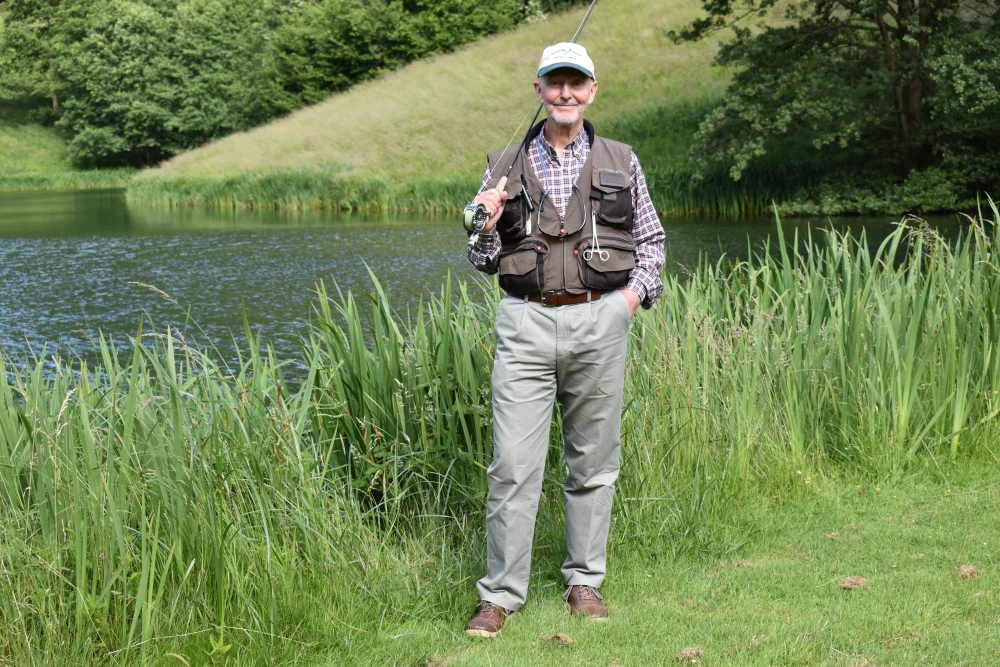 Peter Turnham Fishing