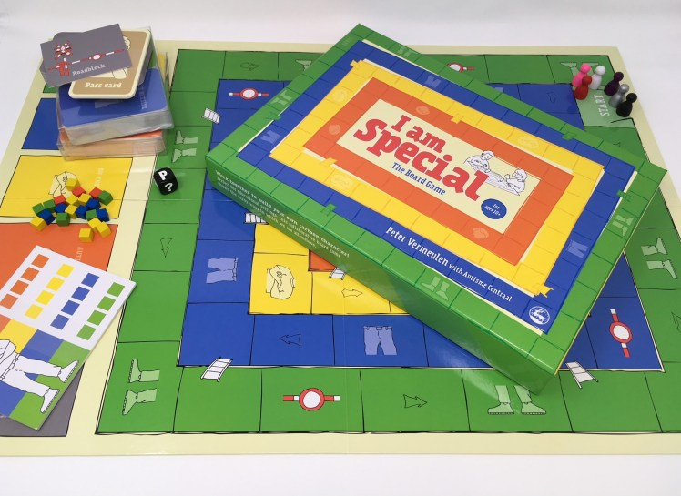 I am Special the board game 2