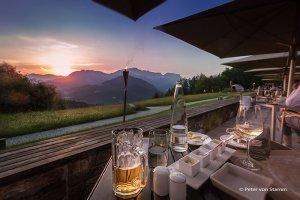 Hotel Kemoinski Berchtesgaden Terrasse