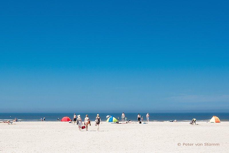 St Peter-Ording beach
