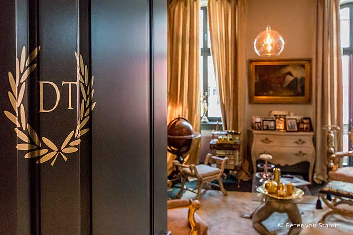 Die Trump-Suite im 25hours
