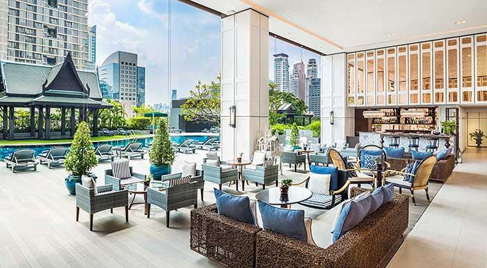 The Athenee Hotel in Bangkok