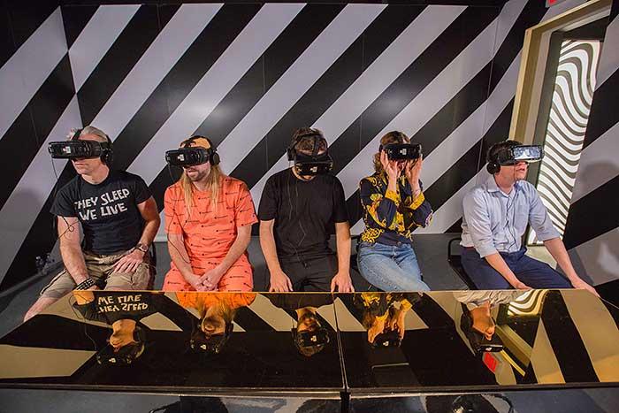 Las Vegas Virtual Reality Program At Miami Art Week