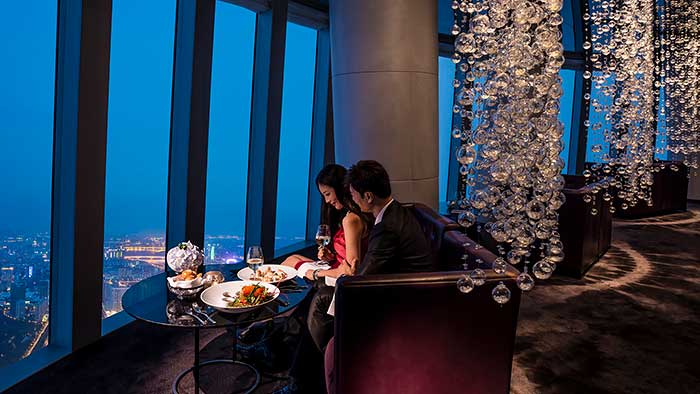 New Concept at Catch Seafood Restaurant Four Seasons Guangzhou