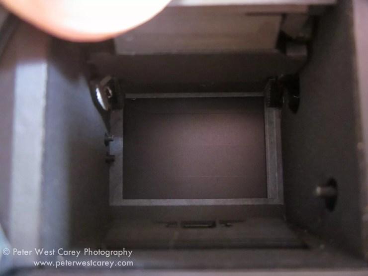 Shutter Speed - inside your camera
