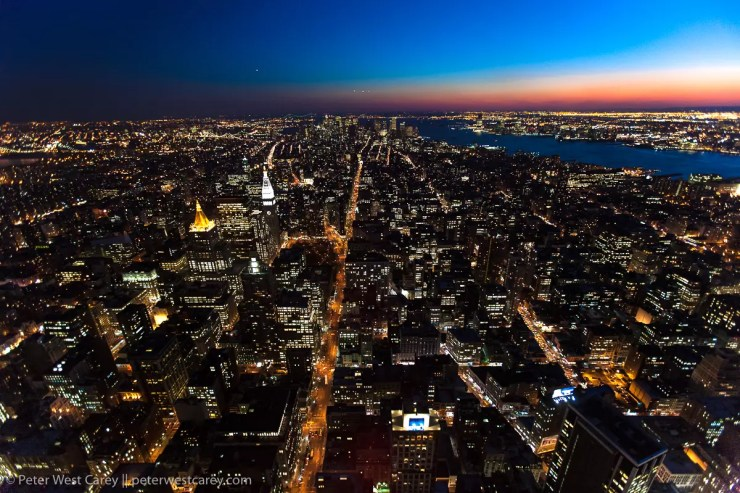 Cityscapes - New York