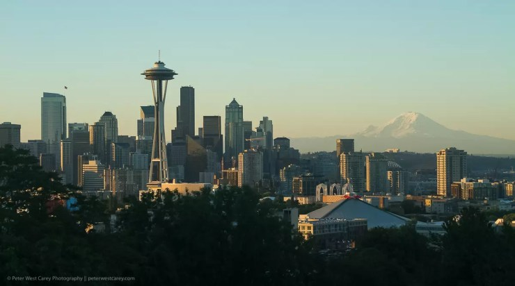 Cityscapes - Seattle again