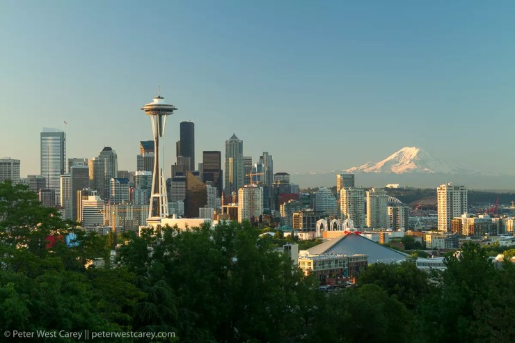 Cityscapes - Seattle