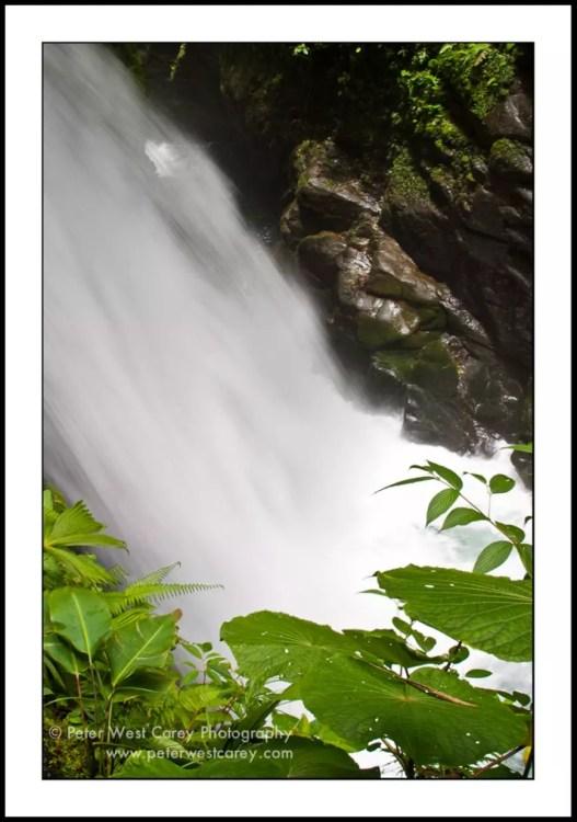 Same Costa Rica Waterfall