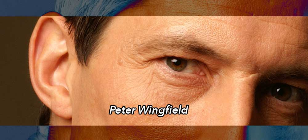 [2017] Tweets from Peter Wingfield