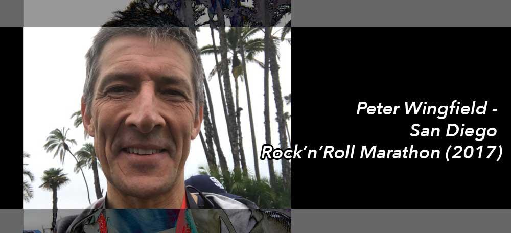 [2017] San Diego Rock'n'Roll 1/2 Marathon