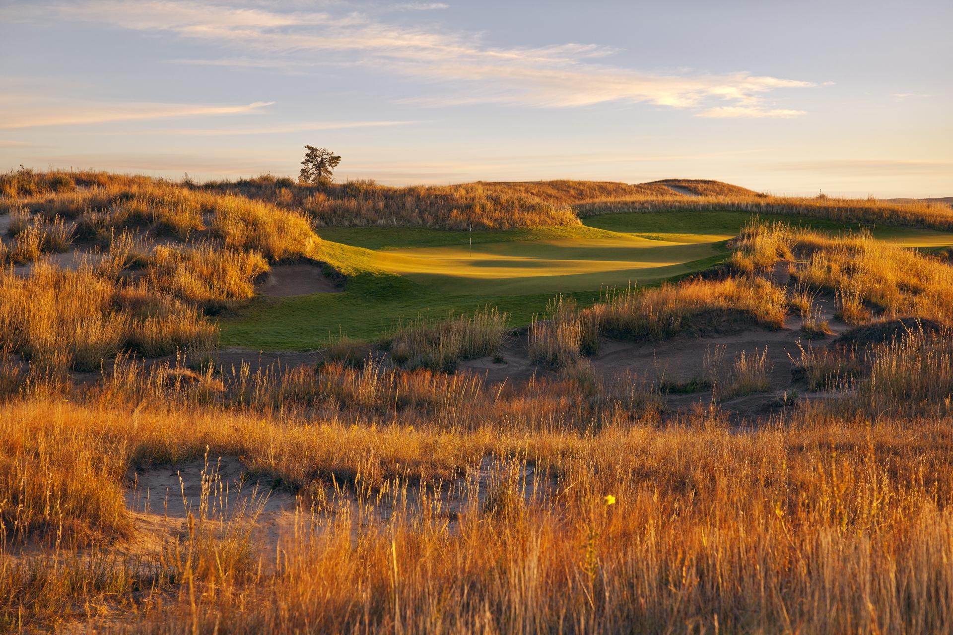 The Prairie Club Dunes Course Valentine Nebraska