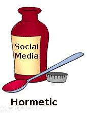 social media overdose