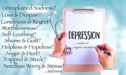 Welcome Life Free From Depression min,