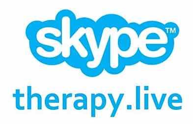Skype Therepy. Live