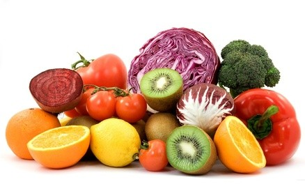 Welcome Fruits and Vegetables