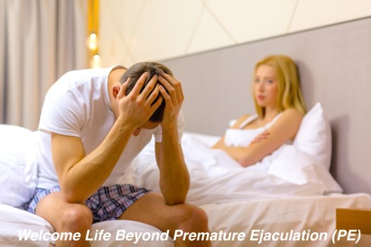 Welcome Life Beyond Premature Ejaculation