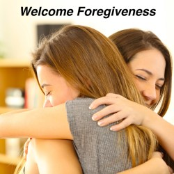 Welcome Forgiveness