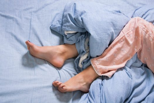 WELCOME LIFE BEYOND RESTLESS LEGS SYNDROME (RLS)