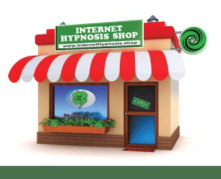 Internet Hypnosis Shop, InternetHypnosis.Shop, Online Hypnosis Shop, OnlineHypnosis.Shop, Listening Guide, Shop Information.