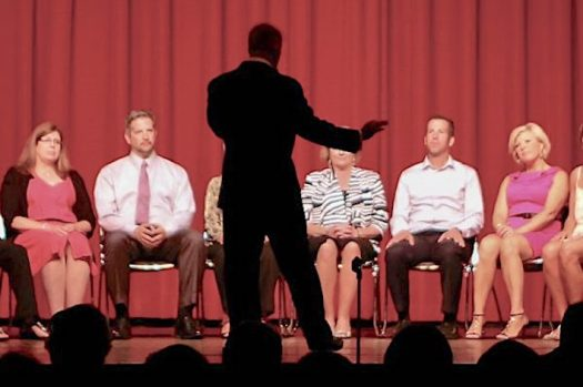 I cannot be hypnotized. Everyone can be hypnotized, if they want. Everyone can refuse to be hypnotized if they want.