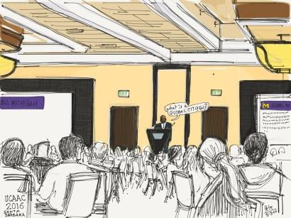 UCAAC 2016 keynote SM
